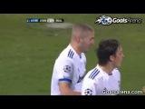 Лион - Реал Мадрид. Гол (0:1) Карим Бензема